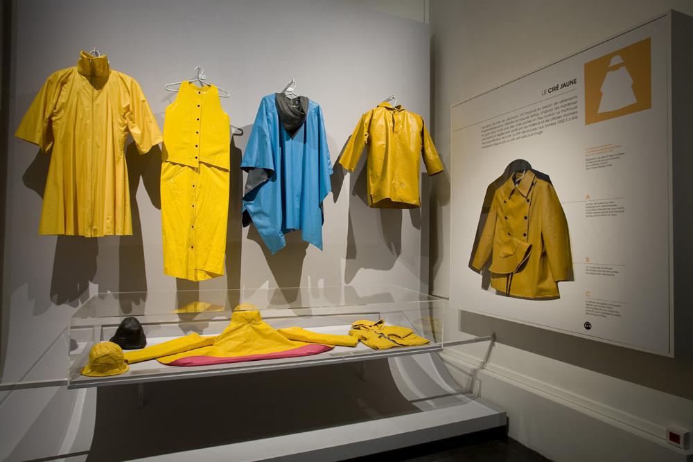le ciré jaune